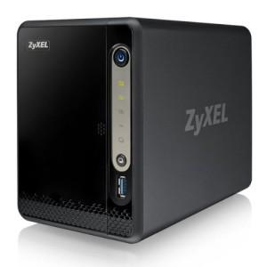 Zyxel NAS Server Test